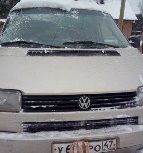 Volkswagen Caravelle, 1995