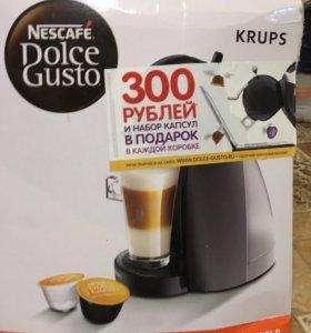 Капсульная кофеварка Nescafé dolce gusto