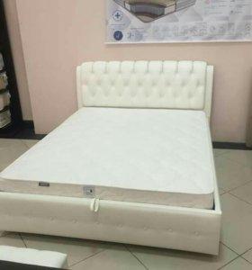 Кровать 180/200 и матрас Ascona