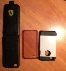 Чехлы iPhone 4