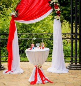 Оформление выездной регистрации , свадьбы, юбилея!