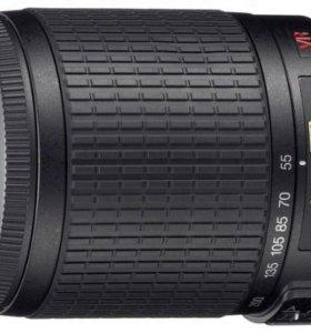 Nikon AF-S 55-200mm VR f/4-5.6G
