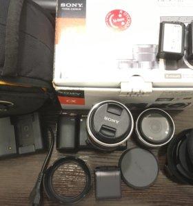 Sony NEX-5N + объективы + фишай торг уместен