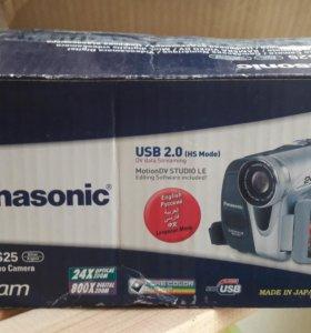 Видео камера Panasonic NV-GS25