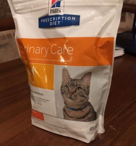 Сухой корм Hill'a c/d для кошек