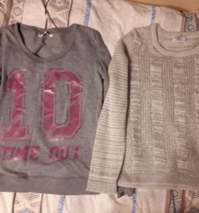 Кофты,толстовки,футболки,юбки, джинсы , свитера.
