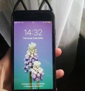 Продам айфон 6 на 16г памяти оригинал