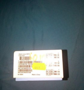 Телефон Lenovo A6010 Plus