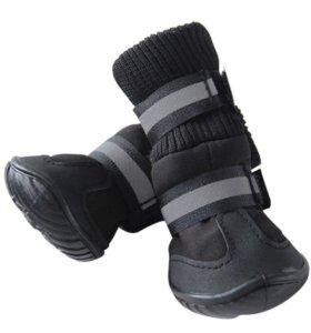 Ботинки для собаки, непромокаемые