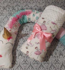 Милые вещицы и уютности для детской кроватки