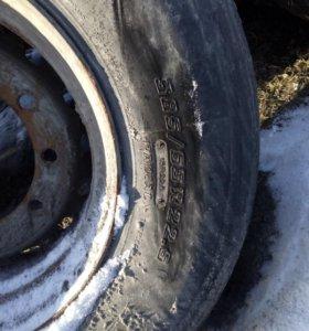 Колесо от грузовой иномарки