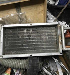 Теплообменник Воздухонагреватель водяной Polar Bea