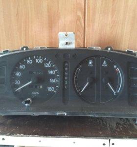 Панель приборов Toyota Sprinter/ Corolla AE110