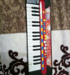 Десткое пианино