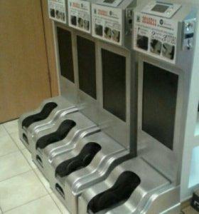 Автомат по чистки обуви