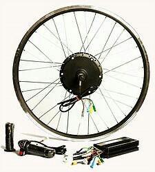 Мотор-колесо 48 вольт 1500 ватт (новое)