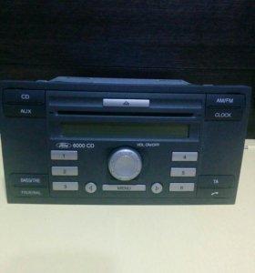 Штатная аудио магнитола Sony.ford