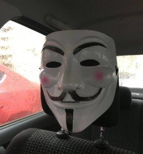 Маска Гая Фокса Vendetta ✌️