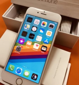 iPhone 6 64Gb Gold без Touch