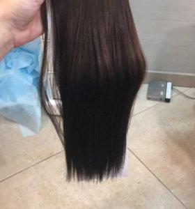 Натуральные волосы Lux