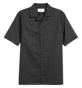 Рубашка H&M новая р.L