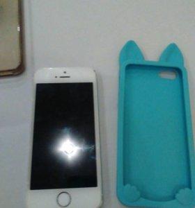 iPhone SE 32 gold