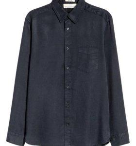 Рубашка из лиоцелла р.L H&M новая