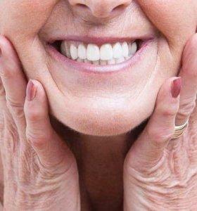 Зубные протезы ( с выездом на дом)