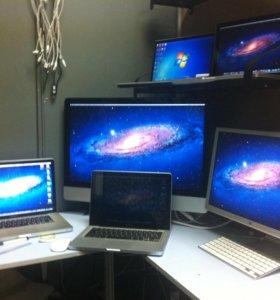 Ремонт Apple iPhone, Apple iPad, Apple MacBook