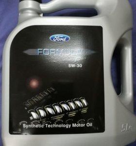 Новое масло Ford Formula 5/30