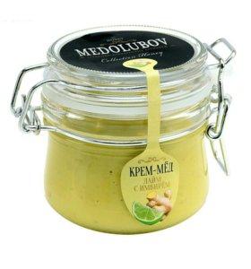 Крем мед в новом формате