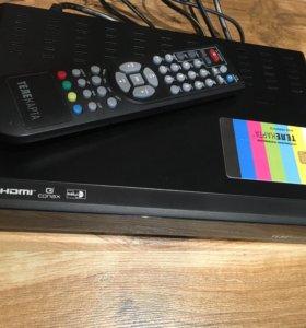 Спутниковый ресивер HD Телекарта (не работает б/а)