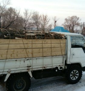 Продам дрова колотые 4 Куба железно