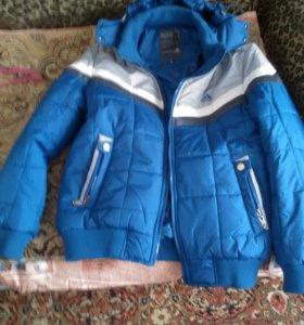 куртка мужская,зима,весна,осень.