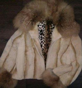 Шуба - куртка