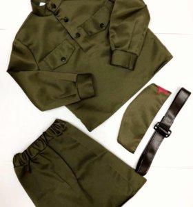 Детские военные костюмы, Новые