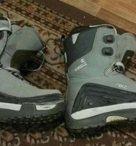 Ботинки для сноуборда К2