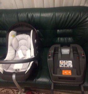 автокресло малышей inglesina  с базой i-fix