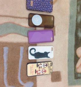 Чехлы на айфон5