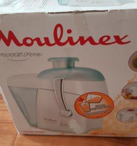Соковыжималка Moulinex frutti pro
