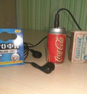 """FM радио """"Coca'Cola"""""""