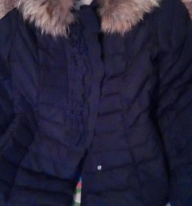Куртка Пуховик.