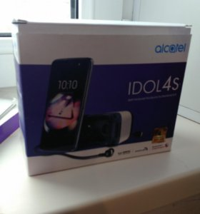 Alcatel idol 4s новый