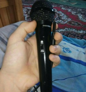 Новый караоке микрофон Thomson