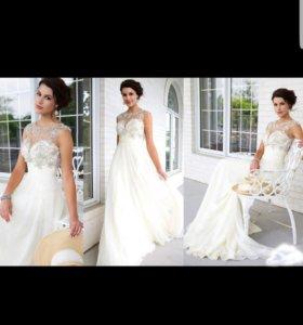 Вечернее (Свадебное) платье Jovani(оригинал!)Торг