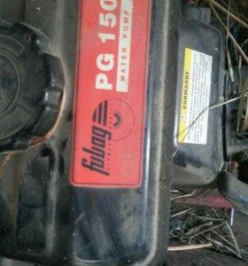 Двигатель от мотопомпы