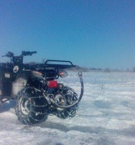 квадроцикл irbis 125
