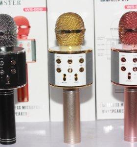 Караоке-микрофон WSTER WS 858