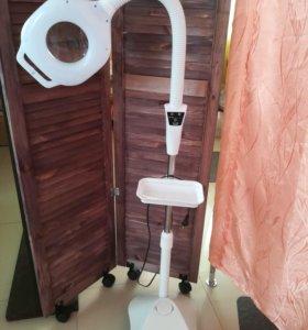 Косметологическая лампа-лупа