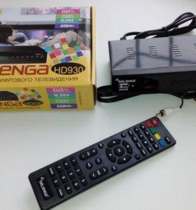 Бесплатное ТВ с приставкой HD 930